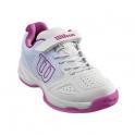 wilson - pantofi sport wilson stroke k, copii, alb, 33 1/3