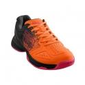 wilson - pantofi sport wilson kaos stroke, copii, portocaliu/negru, 34