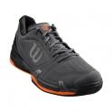wilson - pantofi sport wilson rush pro 2.5 clay magnet, barbati, negru, 41