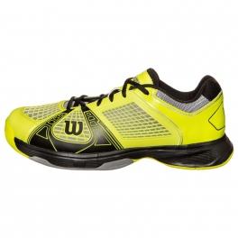 wilson - pantofi sport wilson rush ngx, barbati, galben, 42