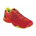 wilson - pantofi sport wilson kaos, barbati, rosu, 42