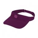 Sapca Wilson Visor Rush Knit Ultralight, unisex, violet