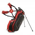 wilson - geanta golf, wilson prostaff carry, rosu/negru